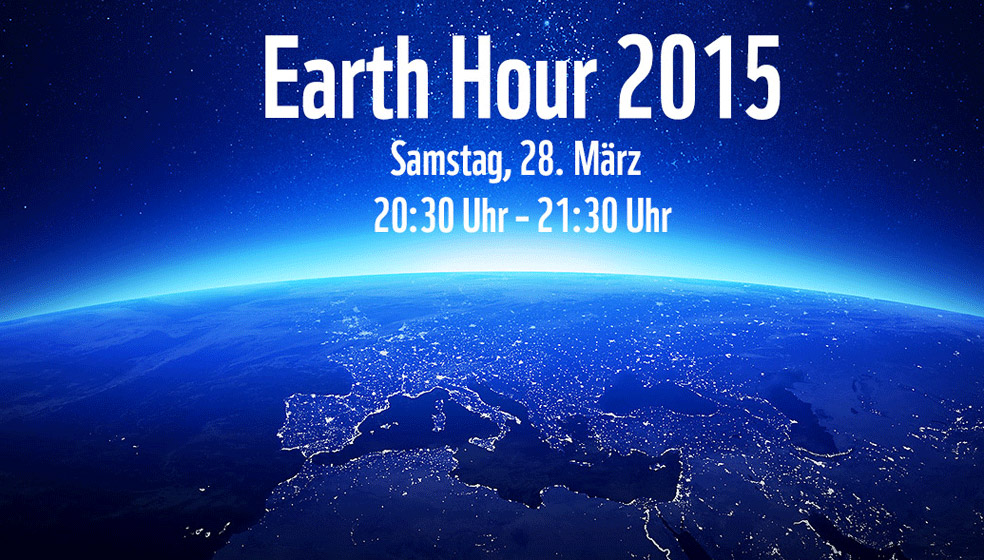 Earth Hour 2015 © WWF