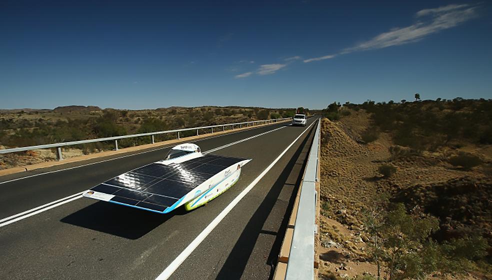 Foto: Bridgestone World Solar Challenge